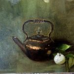 Linda Wehrli Color Oil Still Life
