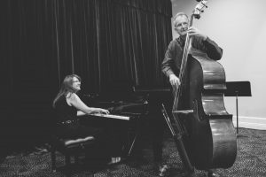 Linda Wehrli and Roman Sirwinski perform at Pastimes for a Lifetime Concert