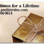 Gift Card at Pastimes for a Lifetime