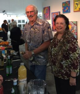 Ken Ronney & Carolyn Uhri, SFVACC Winter Holiday Faire