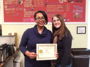 Daphne O'Neal and Linda Wehrli, Pastimes for a Lifetime Student Art Showcase