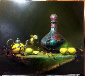 Regina Lyubovnaya Painting