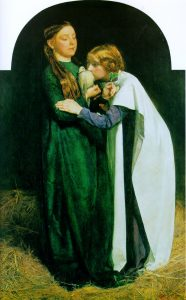 The Return of the Dove to the Ark 1851 by Millais