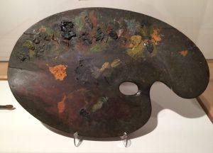 William Merritt Chase's Palette
