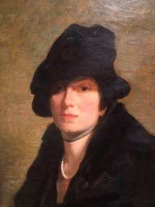 Portrait of Mrs. Lazar Raditz, Lazar Raditz