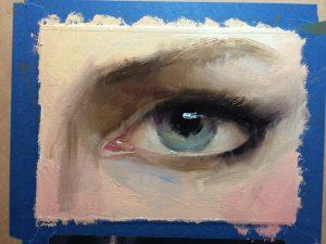 Ignat Ignatov's Eye Painting Demo