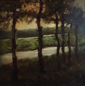 Regina Lyubovnaya Trees Oil