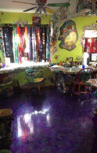 Mosaic Tile Studio Kitchen
