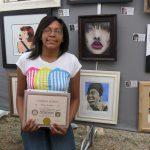 Maya Krueger 2009 Pastimes for a Lifetime Student Art Show