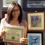 Maya Krueger 2012 Pastimes for a Lifetime Student Art Show