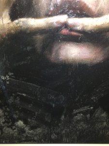 Casey Baugh texture on Oil