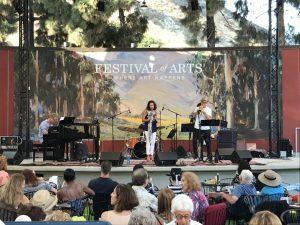 Laguna Beach Festival of Arts Jazz Ensemble