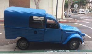 Quirky Vehicle in Laguna Beach