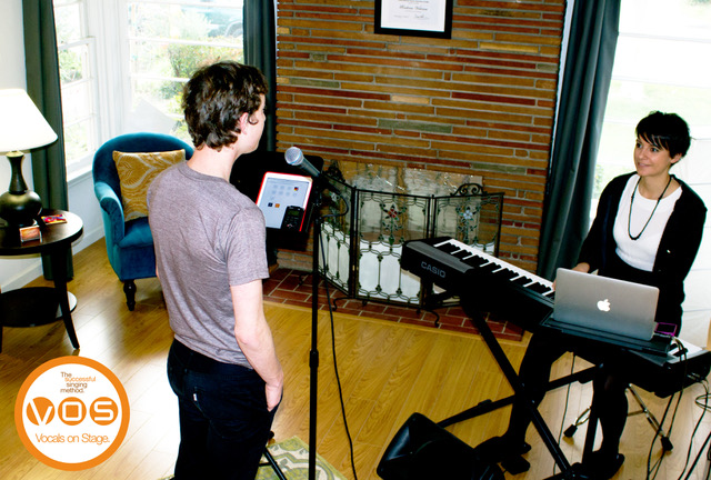 Vocals on Stage Lesson