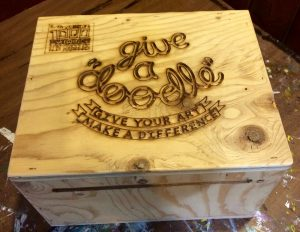 Give a Doodle Box