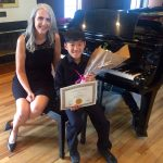 Ascher C. and Linda Wehrli, 2018 May Student Piano Concert, Pastimes for a Lifetime