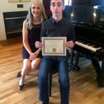 Chris K. and Linda Wehrli, May 2018 Student Piano Concert, Pastimes for a Lifetime