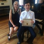 Mason S. and Linda Wehrli, 2018 May Student Piano Concert, Pastimes for a Lifetime