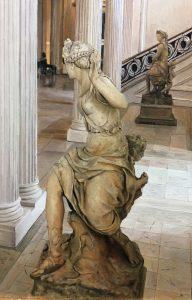 "Alexander Chistov, ""Huntington Library II"", Oil on Panel"