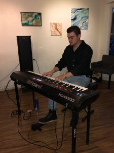 Pastimes for a Lifetime Piano Student, Cameron C.
