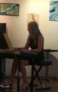 "Linda Wehrli performs ""Struttin'"" by Dave Brubeck"