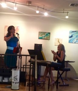 "Radina Veliova and Linda Wehrli Perform Joe Zaweinul's ""Mercy, Mercy, Mercy"""