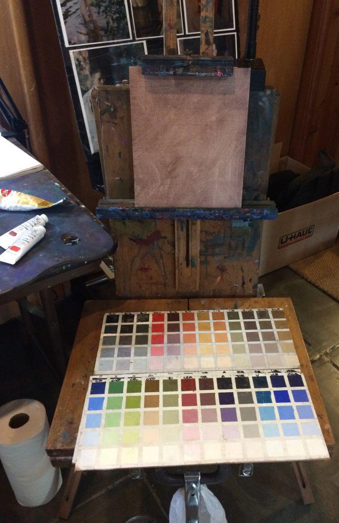 Aaron Westerberg Full Palette