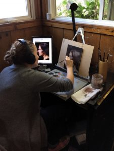 Aaron Westerberg Workshop Guests at Pastimes for a Lifetime