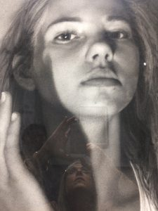 """Stain (Affect)"" by Annie Murphy Robinson - Face Close-Up"