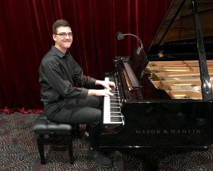 Pastimes for a Lifetime Piano Student, David G.