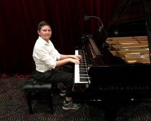 Pastimes for a Lifetime Piano Student Michael G.