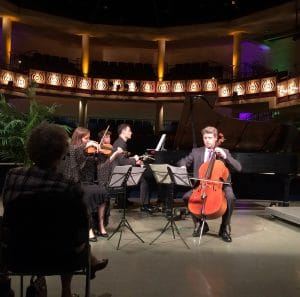 "The Felici Piano Trio performs ""Big Sky"" by Joan Tower"