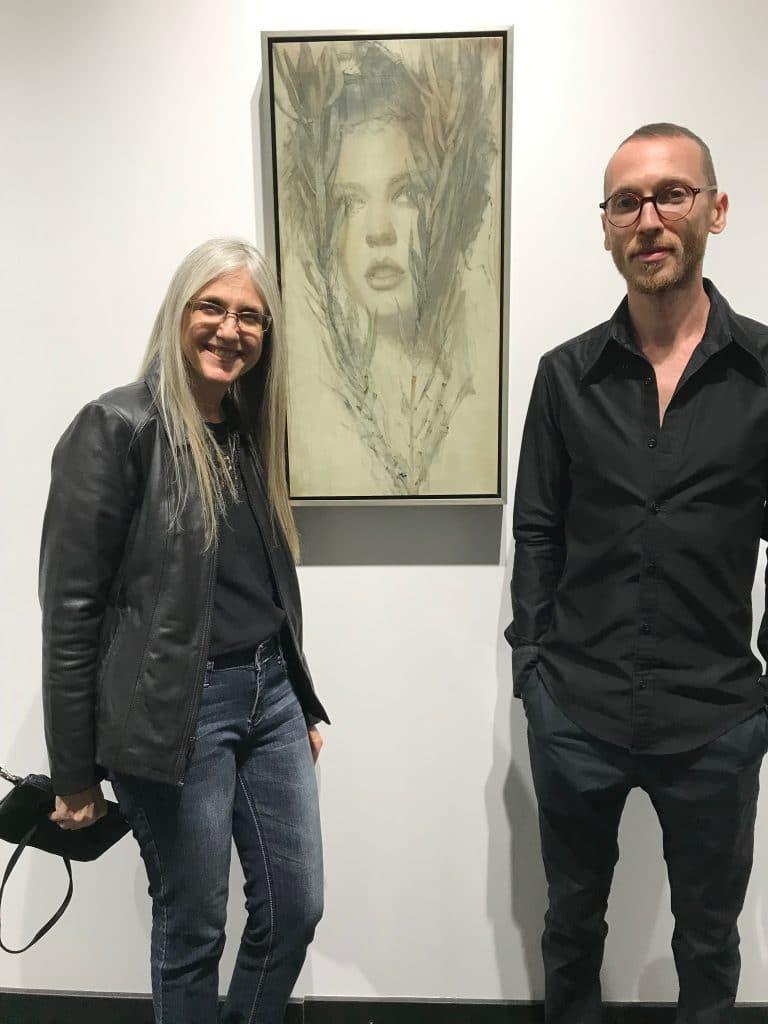 Daniel Bilmes with Linda Wehrli