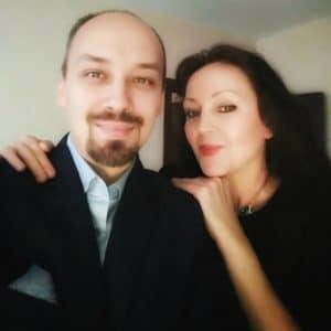 Vladimir and Svetlana Titov