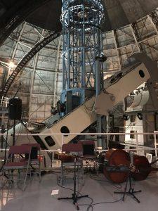 Mount Wilson Observatory Concert Hall