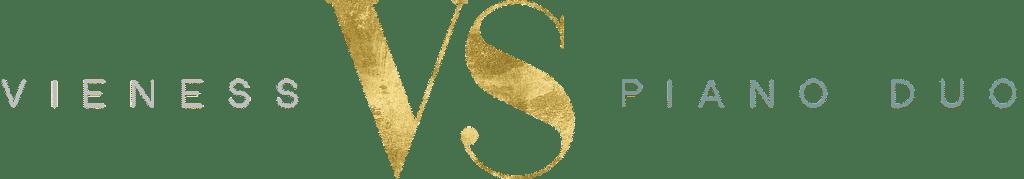 The Vieness Piano Duo Logo