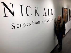 Nick Alm, Arcadia Contemporary