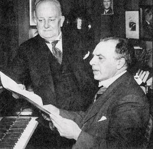 Sergei Bortkiewicz, Hugo van Dalen