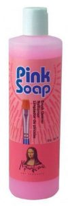 Pink Soap