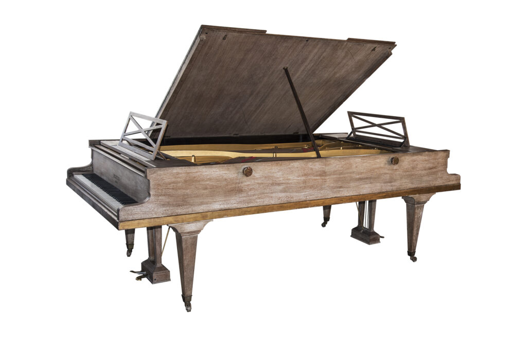 Pleyel Double Grand Piano
