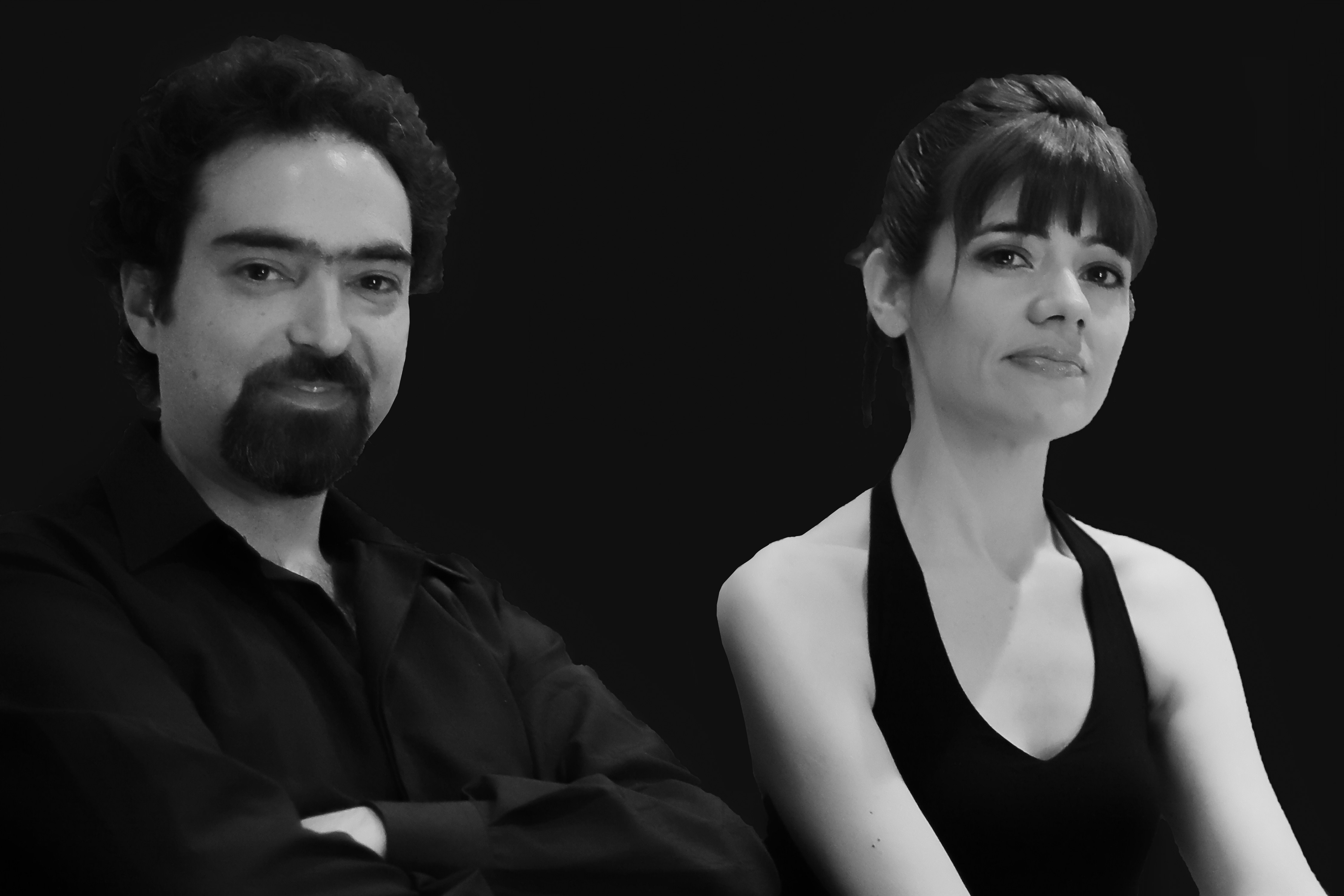 Adrian Felizia and Daniela Salinas