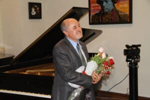 Pastimes for a Lifetime recalls Dr. Dmitry Rachmanov performing at Classical Encounters