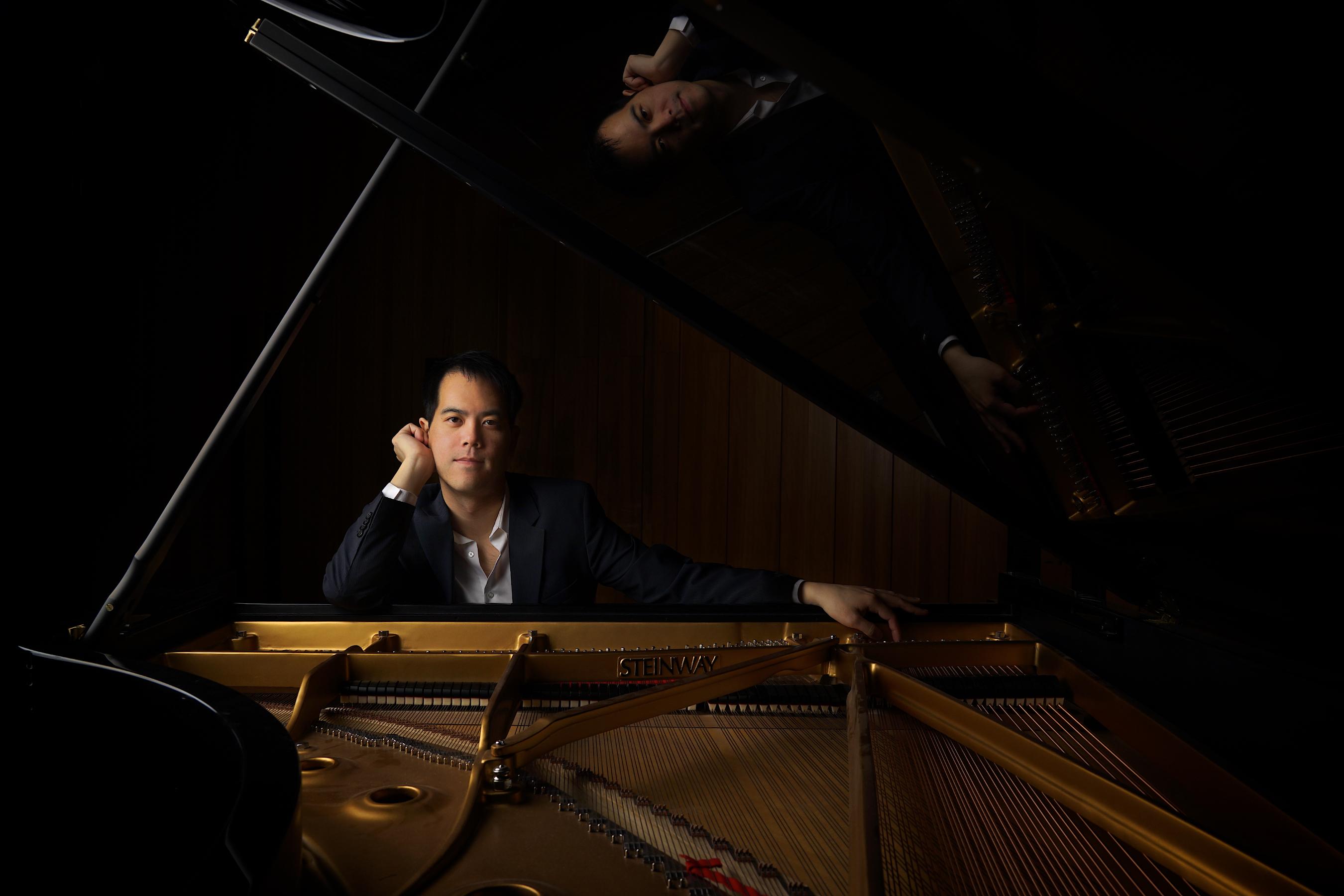 Pastimes for a Lifetime interviews pianist Frank Huang on his new Medtner CD