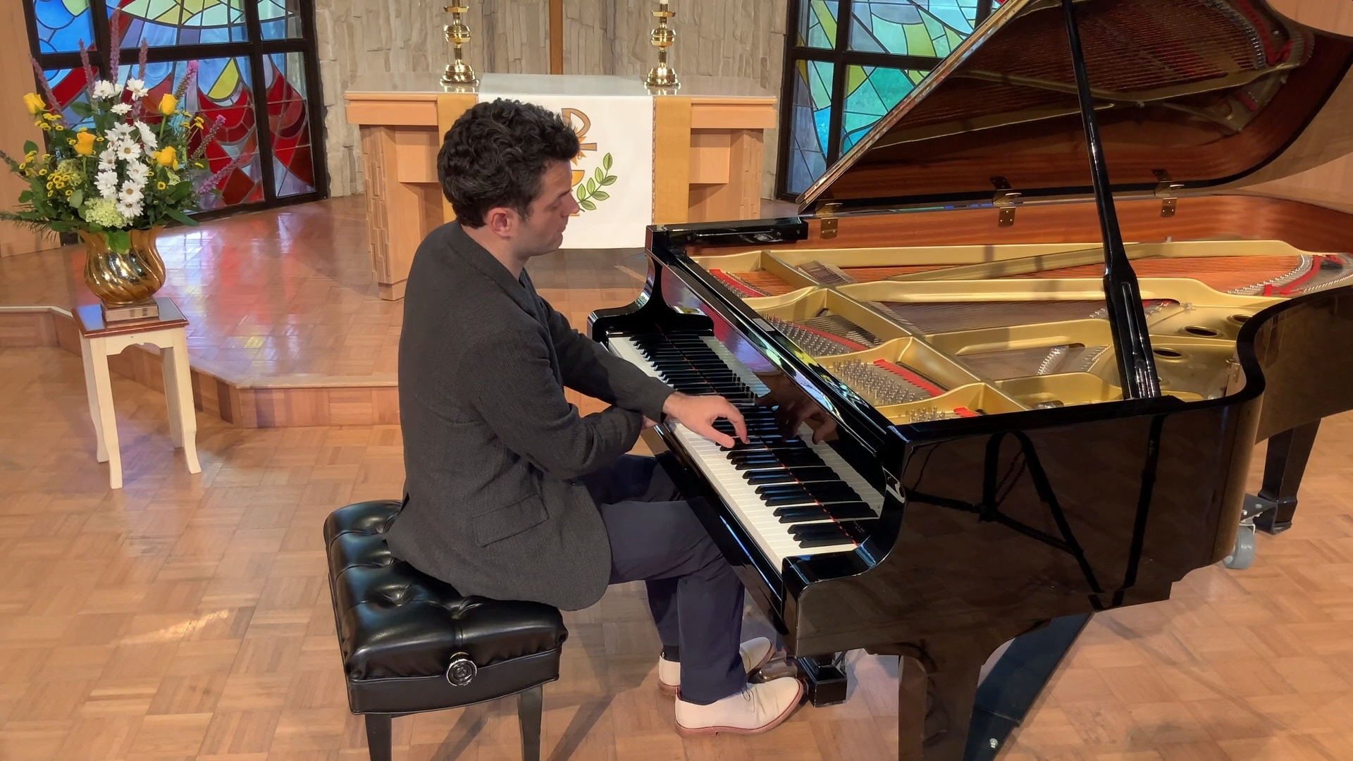 Pastimes for a Lifetime interviews Steven Vanhauwaert on his Second Sundays at Two Concert