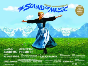 The Sound of Music is mentioned in Pastimes for a Lifetime's blog.