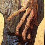 """Pantomime No. 1"" Hand Close-up, Denis Sarazhin"