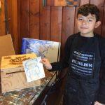 Pastimes for a Lifetime student, Alexander V. donates a Doodle