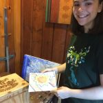 Pastimes for a Lifetime student, Charlotte R. donates a Doodle
