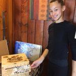 Pastimes for a Lifetime student, Erika B. donates a Doodle