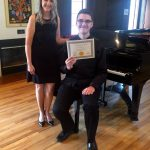 David G., 2018 May Student Piano Concert, Pastimes for a Lifetime